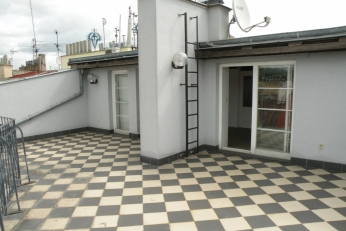Prodej mezonetového bytu 4+1/B/T - Praha 2